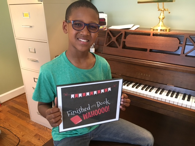 Celebrations keep piano lessons motivating!